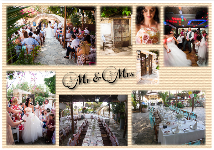 Rustic Taverna Civil Ceremony & Reception Wedding Package