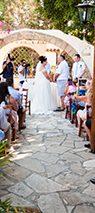 Green Olive wedding by Paphos wedding Company