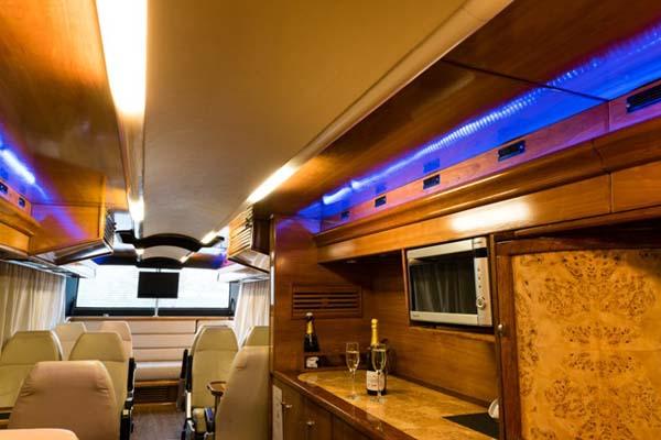 VIP Lounger Interior